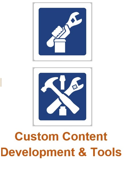Custom Content and Development Tools